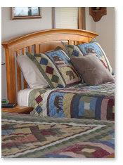 Accommodations at Bear's Den Bed and Breakfast in Seward, Alaska